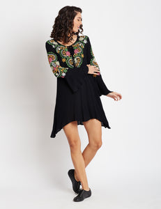All Summer Long Tunic Dress - MDAQ18B