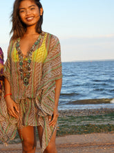 Load image into Gallery viewer, Boho Chic Beach Swim Cover