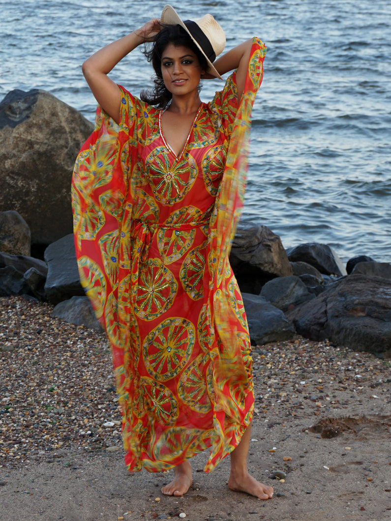 Seductress Beach Cover-Up