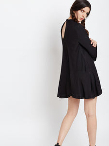 Peek-A-Boo Tunic Dress MDSA60B