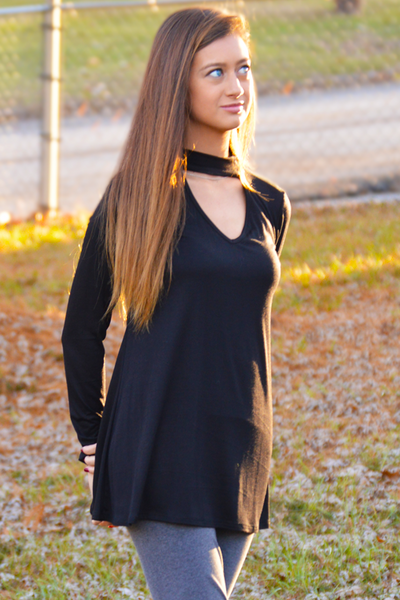 Timeless Long Sleeves Top - FINAL SALE - NO RETURN OR EXCHANGE