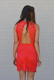 Your Desire Backless Dress