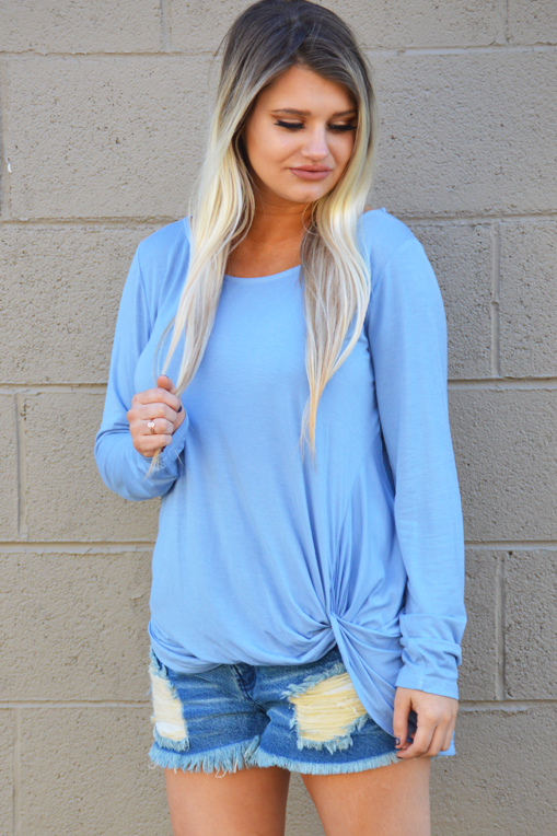 Sweet Darling Long Sleeves Top