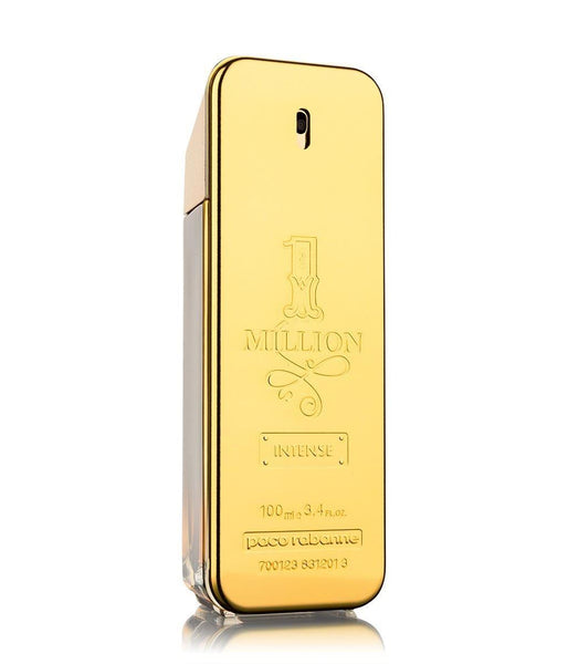 1 ONE MILLION INTENSE Paco Rabanne Men 3.3 / 3.4 oz EDT NEW tester - 3.4 oz / 100 ml