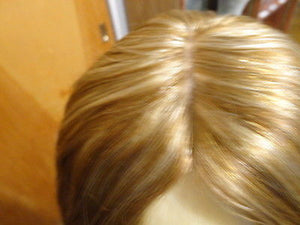 "European Multidirectional 26"" Wavy Dirty Blonde #16/10 Stretch Cap - wigs, Women's Wigs - kosher, Malky Wigs - Malky Wigs"