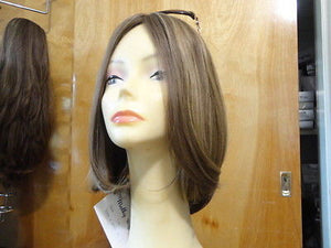 European Multidirectional Short Bob Dirty Blonde #16/10 Cap XL - wigs, Women's Wigs - kosher, Malky Wigs - Malky Wigs