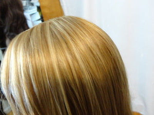 "European Multidirectional 22"" Straight Dirty Blonde #16/10 Stretch - wigs, Women's Wigs - kosher, Malky Wigs - Malky Wigs"