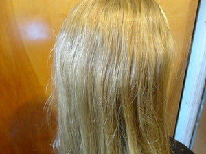 "European BandFall 26"" Straight Dirty Blonde with Highlights #16/10 - wigs, Women's Wigs - kosher, Malky Wigs - Malky Wigs"