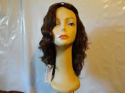 "European Multidirectional 16"" Wavy Medium Brown #6/8/10 - wigs, Women's Wigs - kosher, Malky - Malky Wigs"