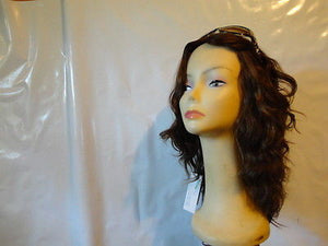 "European Multidirectional 16"" Wavy Medium Brown #6/8/10 - wigs, Women's Wigs - kosher, Malky Wigs - Malky Wigs"