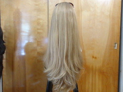 "European Multidirectional 26"" Straight Dirty Blonde #16/10 - wigs, Women's Wigs - kosher, Malky - Malky Wigs"