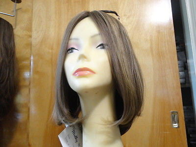European Multidirectional Short Bob Dirty Blonde #16/10 Cap XL - wigs, Women's Wigs - kosher, Malky - Malky Wigs