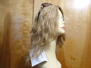 "European Multidirectional 16"" Wavy Dirty Blonde #16/10 - wigs, Women's Wigs - kosher, Malky Wigs - Malky Wigs"