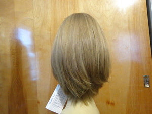European Multidirectional Short Bob Blonde Highlight #24/14/12 - wigs, Women's Wigs - kosher, Malky Wigs - Malky Wigs