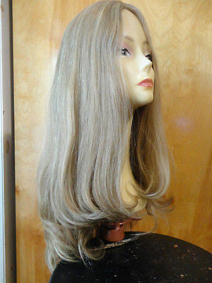 "European Multidirectional 26"" Straight Dirty Blonde #12/14 - wigs, Women's Wigs - kosher, Malky - Malky Wigs"