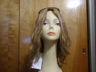 "European Multidirectional 16"" Wavy Dirty Blonde #24/14/12 - wigs, Women's Wigs - kosher, Malky - Malky Wigs"