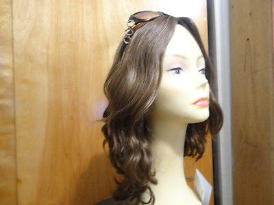 "European Multidirectional 16"" Wavy Medium Brown - wigs, Women's Wigs - kosher, Malky Wigs - Malky Wigs"