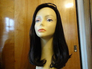 Remy Human Hair Darkest Brown #6/2 - wigs, Women's Wigs - kosher, Malky Wigs - Malky Wigs