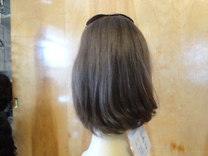 "European Multidirectional  Short Bob 14""Medium Brown #10/6 - wigs, Women's Wigs - kosher, Malky Wigs - Malky Wigs"