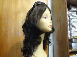 "European Multidirectional 16"" Straight Medium Brown #4 - wigs, Women's Wigs - kosher, Malky Wigs - Malky Wigs"