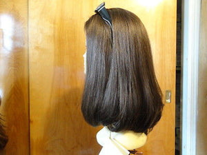 Remy Human Hair Medium Brown #10/6 - wigs, Women's Wigs - kosher, Malky Wigs - Malky Wigs