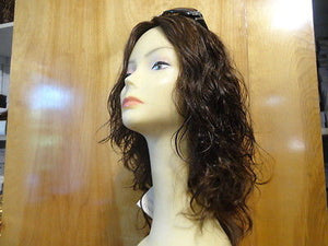 "European Multidirectional 16"" Wavy Medium Brown #8/6 - wigs, Women's Wigs - kosher, Malky Wigs - Malky Wigs"