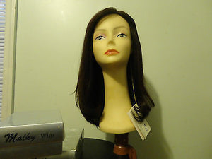 Remy Human Hair Medium Brown #8/6 - wigs, Women's Wigs - kosher, Malky Wigs - Malky Wigs