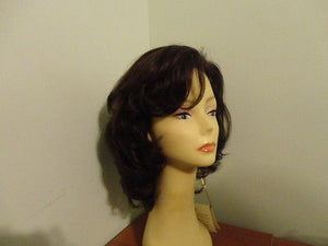 Remy Human Hair Dark Brown #4 - wigs, Women's Wigs - kosher, Malky Wigs - Malky Wigs