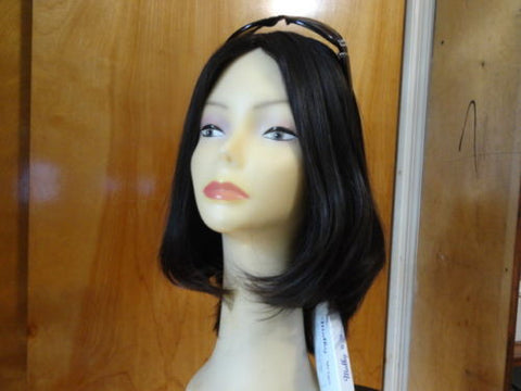 European Multidirectional Short Bob Dark Brown #2 - wigs, Women's Wigs - kosher, Malky - Malky Wigs