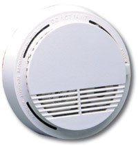Battery-Operated Smoke Detector