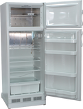 Diamond Designer 10 Cubic Foot Gas Refrigerator/Freezer