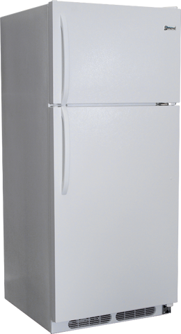 Diamond Supreme 17 Cubic Foot Gas Refrigerator/Freezer