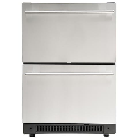 Haier Under-Counter Dual Drawer Refrigerator