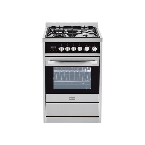 Haier 2.0 Cu. Ft. Dual Fuel Freestanding