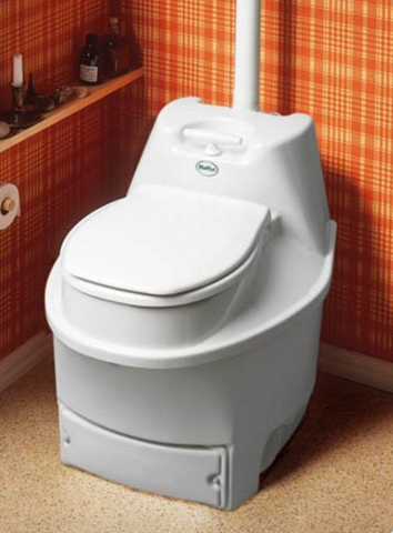 BioLet 10 Waterless Toilet