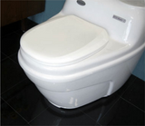 Ecojohn Waterless Composting Toilet 12v AC