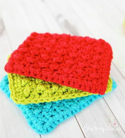 Handmade Cotton Sponge