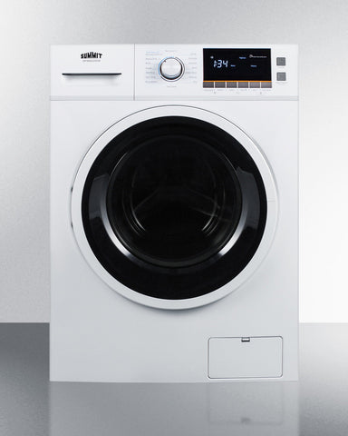 "Summit 24"" Wide Washer/Dryer Combo for Non-Vented use, with 15 lb. Wash Capacity"
