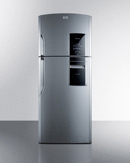 Summit Frost-Free Refrigerator-Freezer from the Ingenious Collection