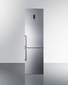 Summit Two-Door Refrigerator with Bottom Freezer