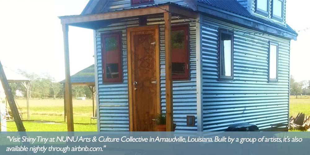 Tiny House in Arnaudville