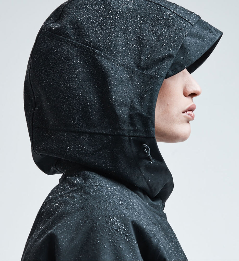 Breathable Rain Coat