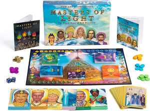 Masters of Light - The Ascended Masters Group Oracle to Raise Your Vibration.