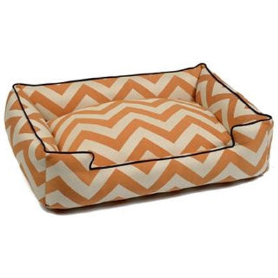 Chevron Bed - Orange