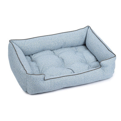 Speckled Blue Bed