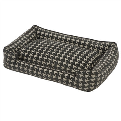 Houndstooth Bed