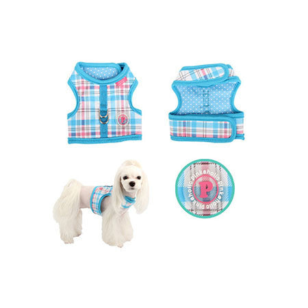 Sweet Plaid Harness