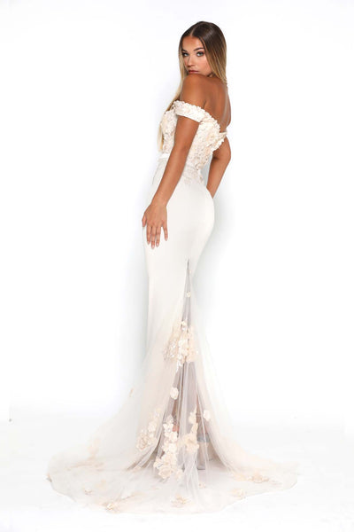 ADRIANA GOWN CREAM