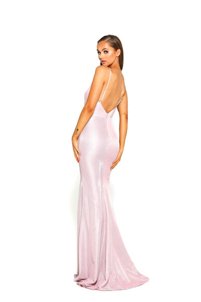 PS1935 JAMIE GOWN PINK