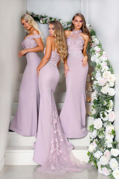 BEHATI GOWN MAUVE